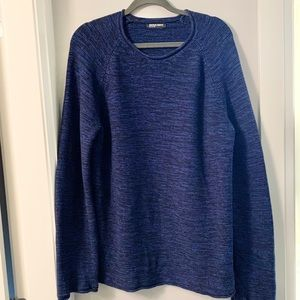 American Apparel Navy Blue Sweater
